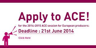ACE24: Taller de desarrollo y financiación de proyectos audiovisuales