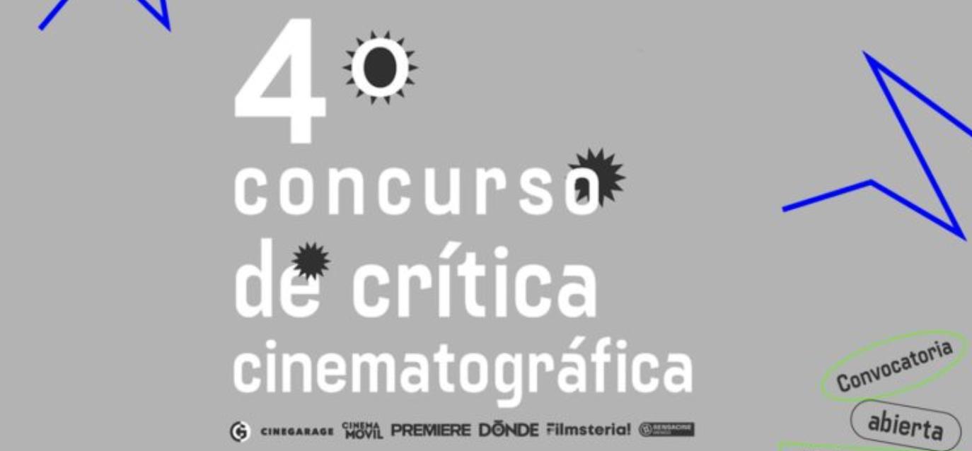 Festival Internacional de Cine de Los Cabos: 4o. Concurso de Crítica Cinematográfica