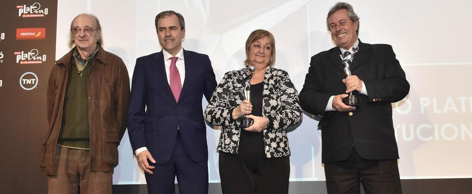 Uruguay declara a los Premios PLATINO, evento de interés turístico y cultural