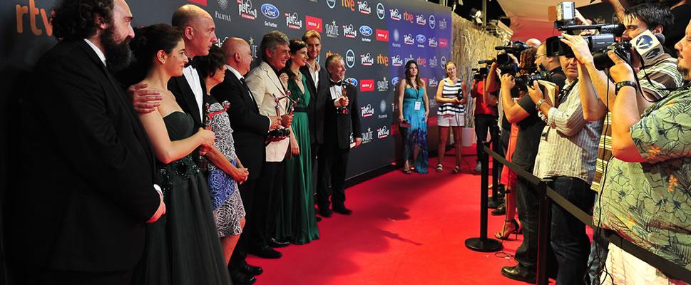 Grandes personalidades del cine iberoamericano se darán cita en la gala de entrega de los premios PLATINO