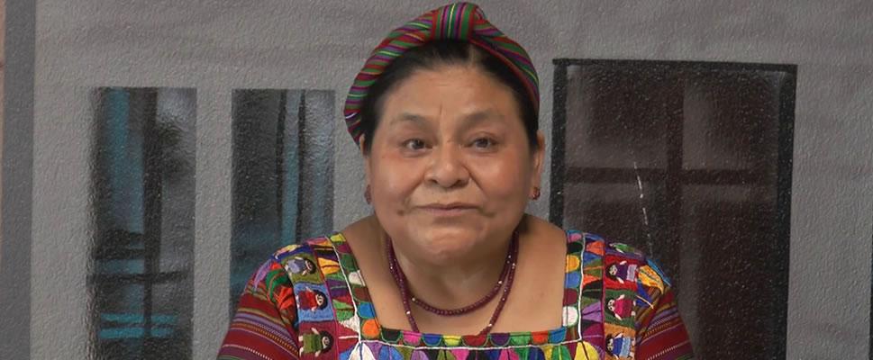 Rigoberta Menchú acudirá a la III edición de los Premios PLATINO para hacer entrega del Premio de Cine y Educación en Valores
