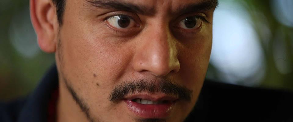 Jayro Bustamante, los PLATINO