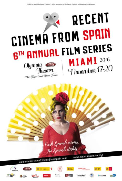 Recent Spanish Cinema trae a Miami las películas más destacadas del cine español