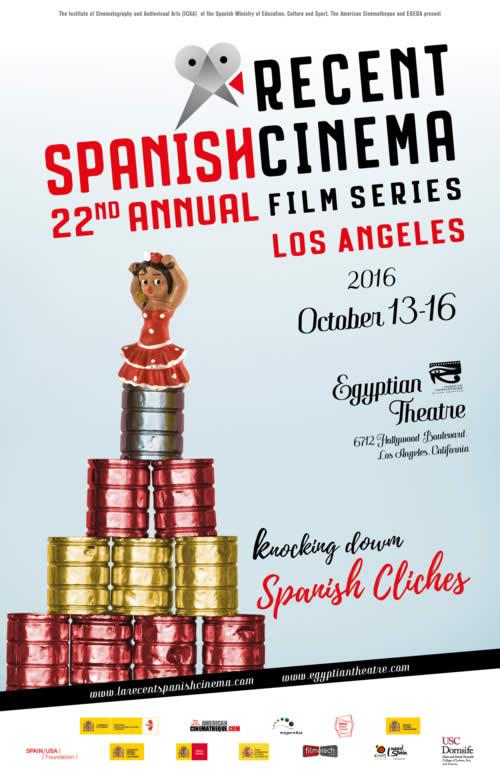 XXII Recent Spanish Cinema Series en Los Ángeles presenta su programación