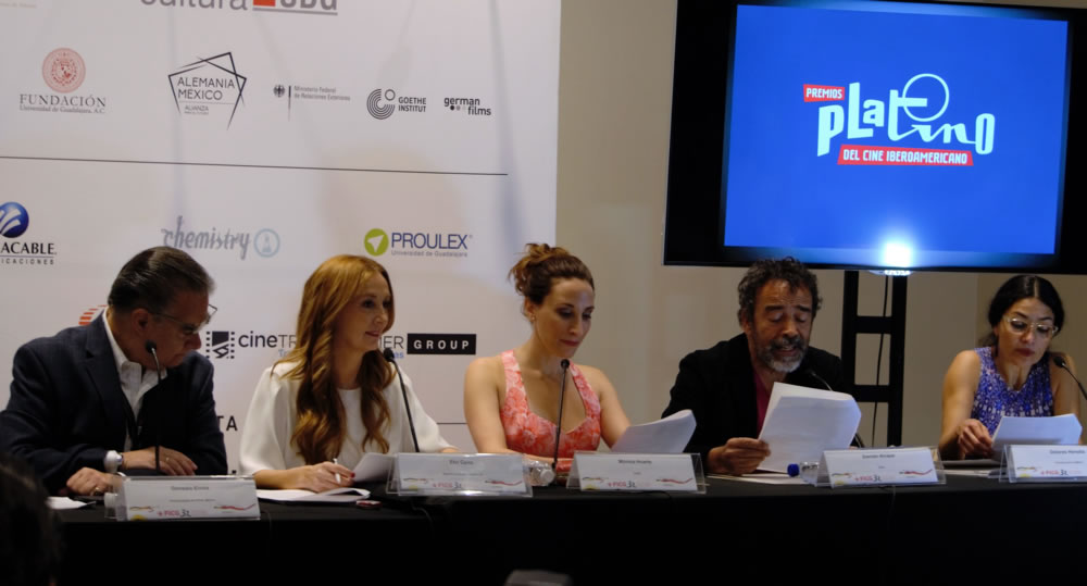 Sin muertos no hay carnaval y Alba encabezan el número de preselecciones por Ecuador de los IV Premios PLATINO del Cine Iberoamericano