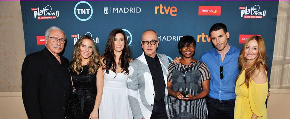 Natalia Oreiro, nominada en la cuarta edición de los Premios PLATINO del Cine Iberoamericano