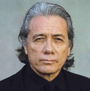 Edward James Olmos galardonado con el PLATINO de Honor 2017