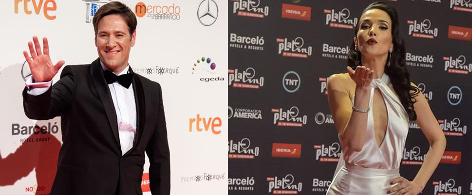 Natalia Oreiro y Carlos Latre presentarán la gala de entrega del 22 de julio en Madrid