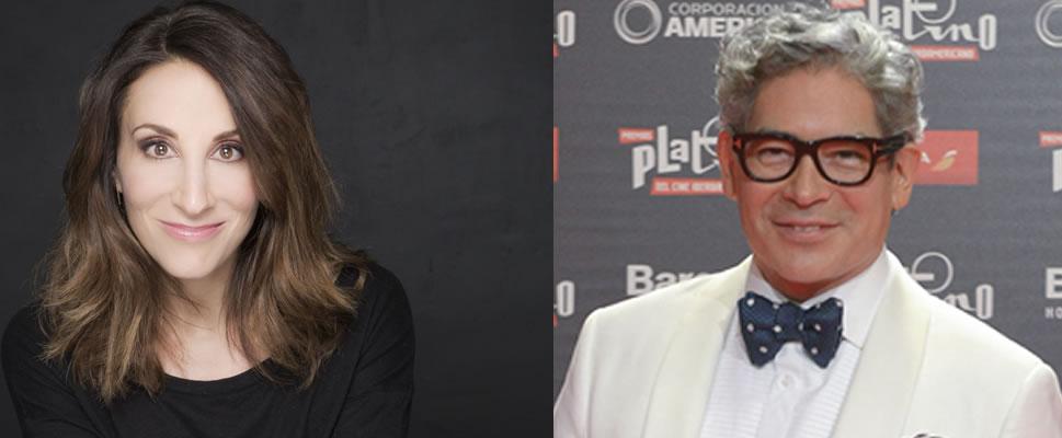 Mónica Huarte y Boris Izaguirre conducirán la alfombra roja de la gala de la cuarta edición de los Premios PLATINO