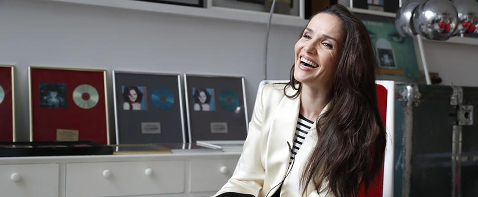 Natalia Oreiro, presentadora de los PLATINO y nominada por un papel por el que luchó