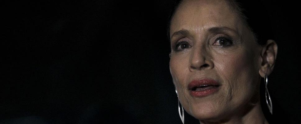 Sonia Braga: Hay una nueva ola del cine iberoamericano
