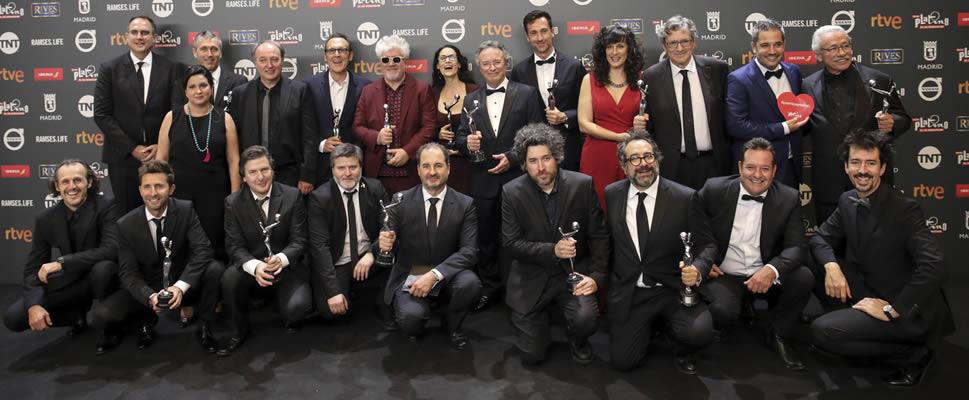 El Ciudadano Ilustre, PLATINO a la Mejor película Iberoamericana