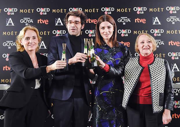 Amazona, Tempestad, Una mujer fantástica y Zama ,nominadas a mejor película iberoamericana en los 32 Premios Goya