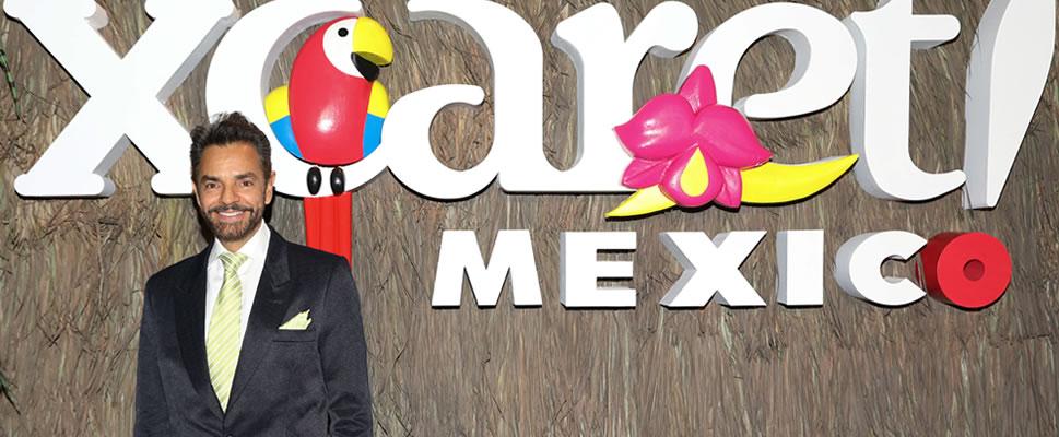 El mexicano Eugenio Dérbez será el conductor de la gala  de los V Premios PLATINO del Cine Iberoamericano  que se celebrará el 29 de abril  en el Teatro Gran Tlachco de Xcaret en Riviera Maya