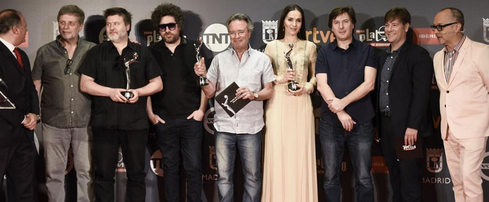 Iberia patrocina el galardón del Público de  los Premios PLATINO del Cine Iberoamericano