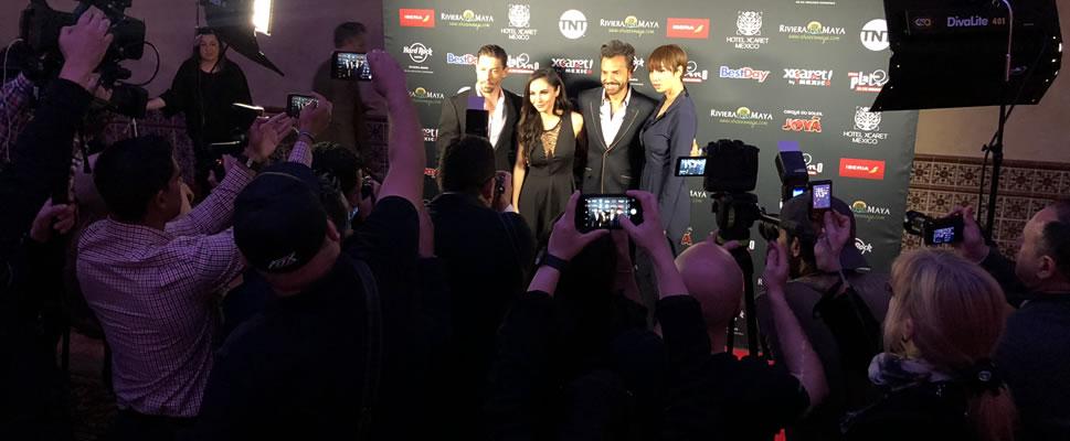 Grandes estrellas del cine iberoamericano se darán cita en los Premios PLATINO
