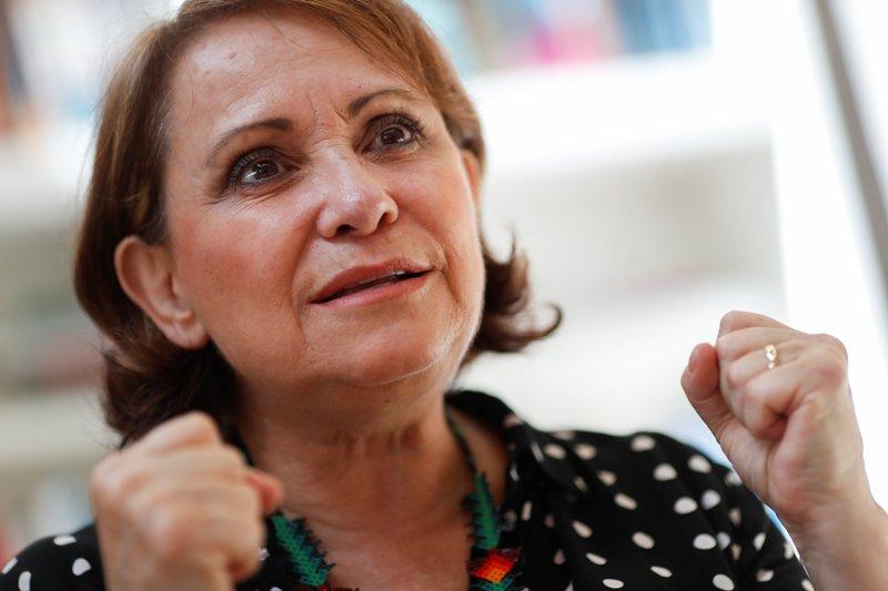 Adriana Barraza recogerá Platino Honor con el corazón rebosante de alegría