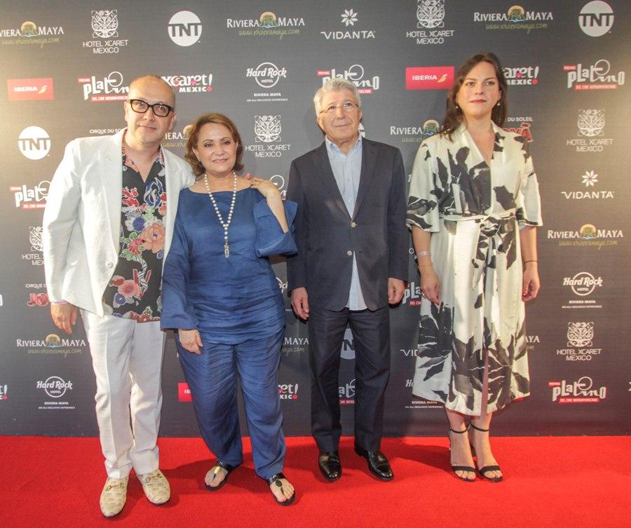 Adriana Barraza defiende el cine iberoamericano: