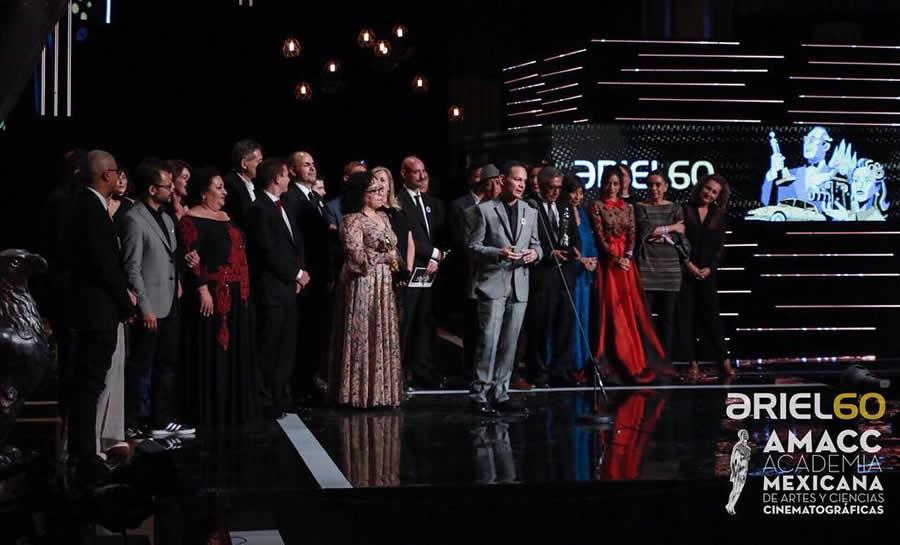 Sueño en otro idioma y La región salvaje protagonizan la 60 edición de los Premios Ariel de la Academia Mexicana de Artes y Ciencias Cinematográficas