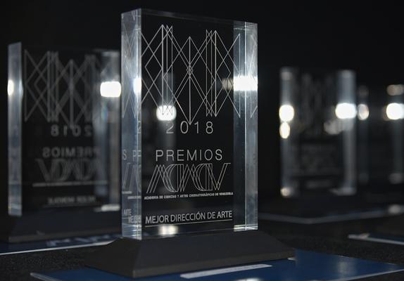 El amparo triunfa en los Premios de la Academia de las Ciencias y las Artes Cinematográficas de Venezuela