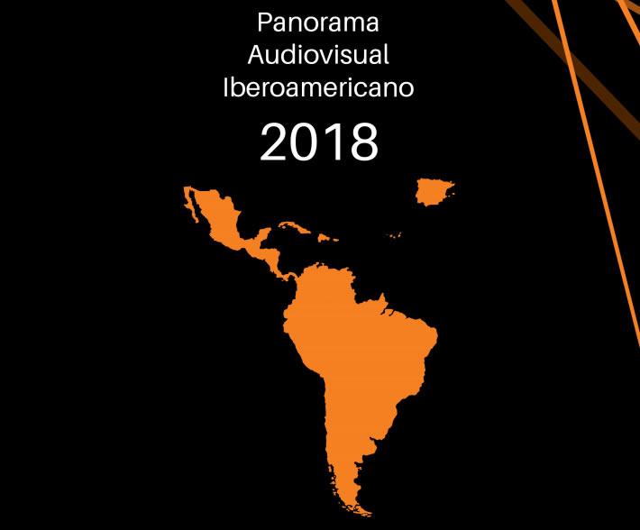 El informe Panorama Audiovisual Iberoamericano 2018 revela que la ficción televisiva mantiene su dominio en las cadenas iberoamericanas y la asistencia a los cines de la región sigue creciendo