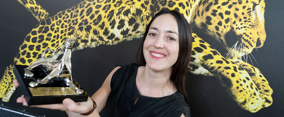La cineasta chilena Dominga Sotomayor triunfa en Locarno con Tarde para morir joven