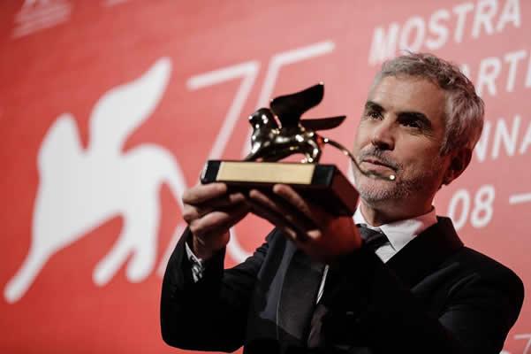 Roma entró en el selecto club de ganadoras del León de Oro de Venecia dirigidas por realizadores iberoamericanos
