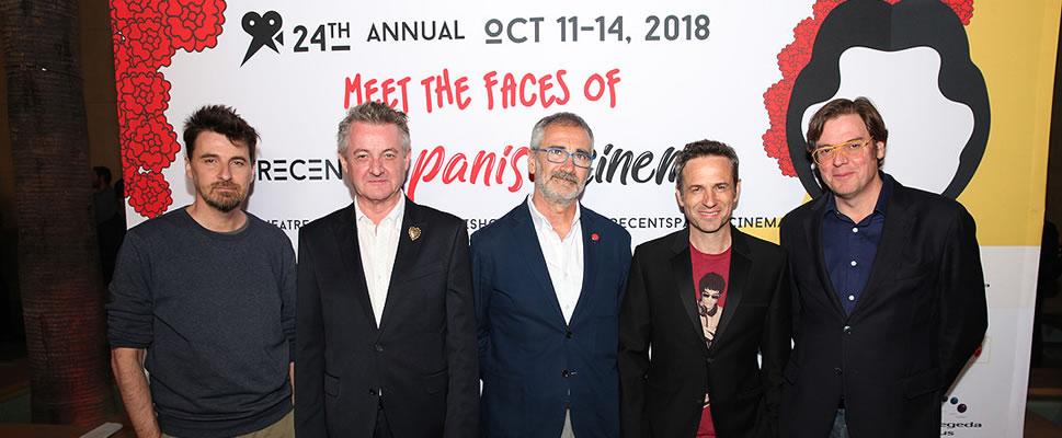 Campeones inauguró con un lleno la muestra de cine español Recent Spanish Cinema en Los Ángeles