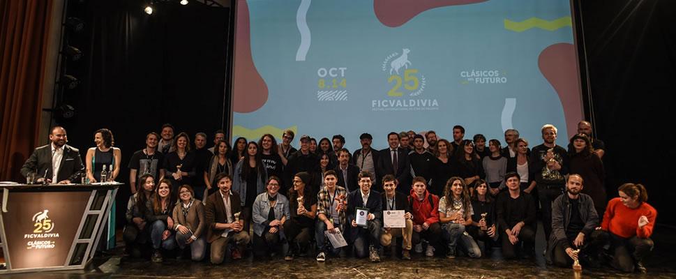 La edición 25 del Festival Internacional de Cine de Valdivia destaca a Enigma, Familia Sumergida y La Casa Lobo en su palmarés