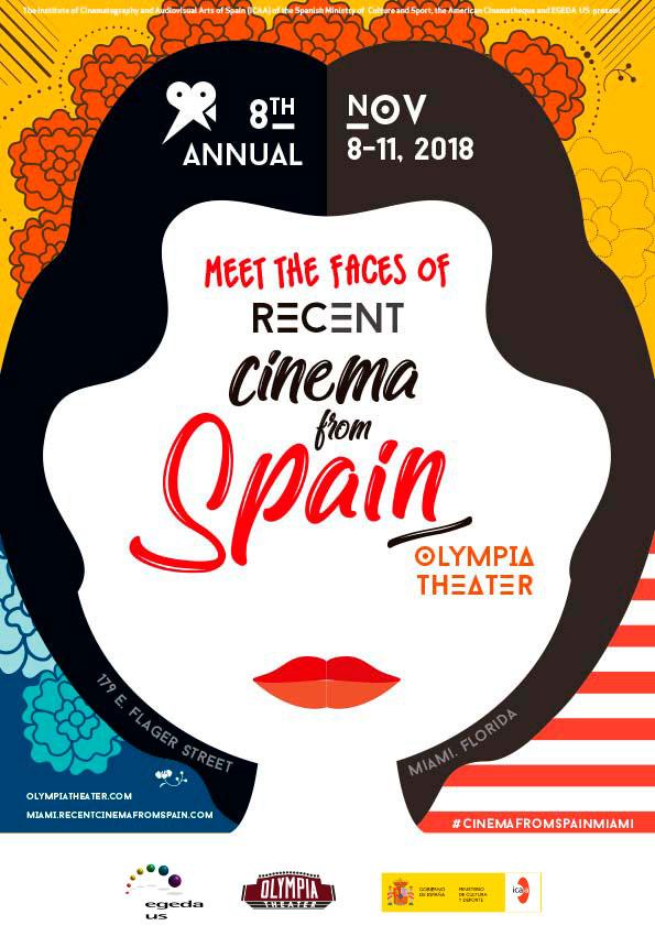 RECENT CINEMA FROM SPAIN en Miami avanza los primeros títulos de su octava edición