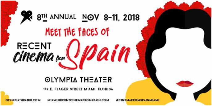 Recent Cinema From Spain en Miami presenta la programación completa de su octava edición