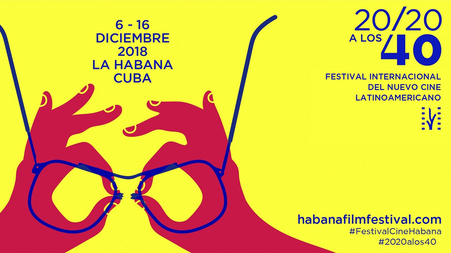 Los Premios PLATINO distinguen al Festival de Cine de La Habana en su 40 aniversario