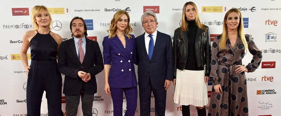 Campeones, Carmen y Lola, Entre dos aguas y El Reino, finalistas del  24 Premio Forqué al Mejor Largometraje