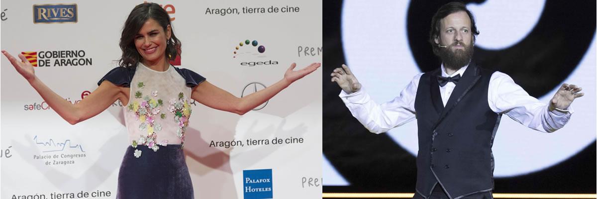 Elena Sánchez y Edu Soto presentarán la gala de los 24 Premios Forqué