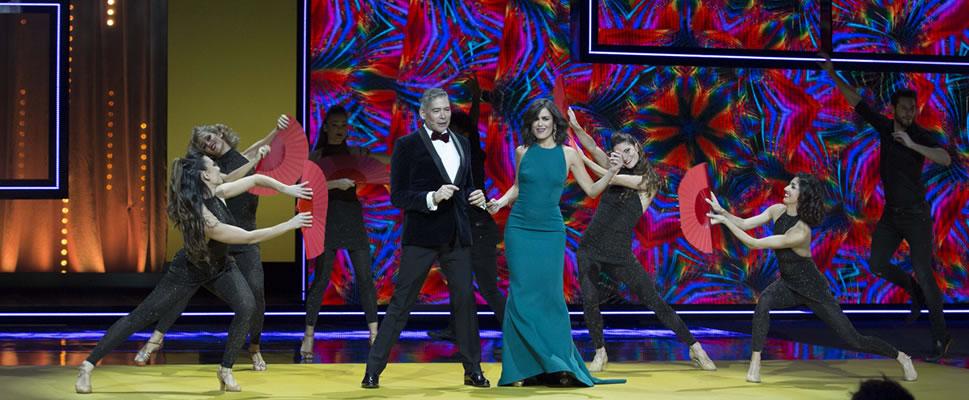Los Forqué marcan el inicio de la temporada de galardones y reúnen en Zaragoza a la industria del cine español