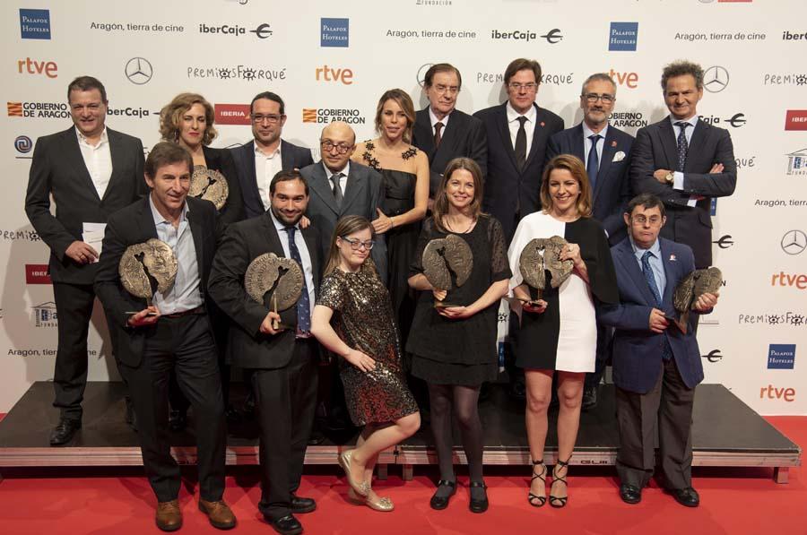 Campeones, Premio Forqué al Mejor Largometraje de Ficción