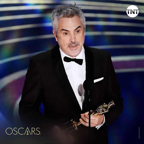 La dirección y fotografía de Cuarón conquistan los Oscar de la Academia de Hollywood