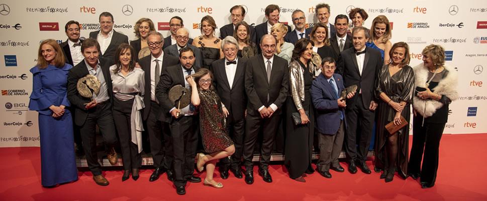 EGEDA desvelará los resultados de la última edición de los Premios Forqué el próximo 14 de marzo
