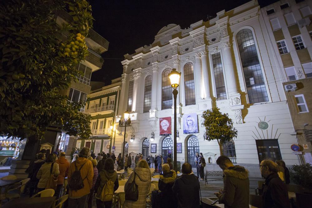 EL FESTIVAL DE HUELVA REGISTRA 1.387 PRODUCCIONES DE 24 PAÍSES PARA PARTICIPAR EN SU 45 EDICIÓN