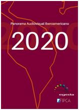 SEGÚN LOS DATOS DEL PANORAMA AUDIOVISUAL IBEROAMERICANO 2020 PUBLICADO POR EGEDA,  LOS INGRESOS DE LOS CINES IBEROAMERICANOS SUPERARON LOS 3.500 MILLONES DE DOLARES EN 2019.