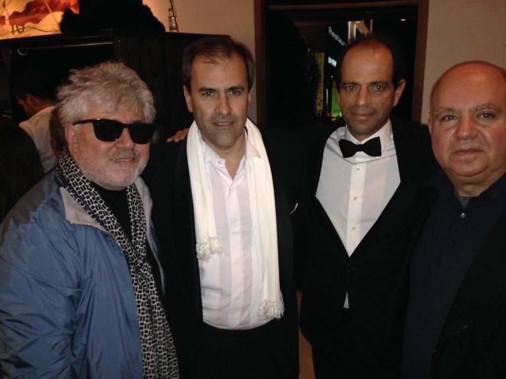 Los Premios Platino del Cine Iberoamericano se presentan en Berlín