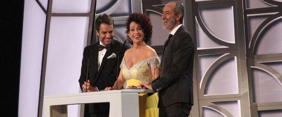 Los Premios PLATINO reúnen a figuras consagradas del cine iberoamericano