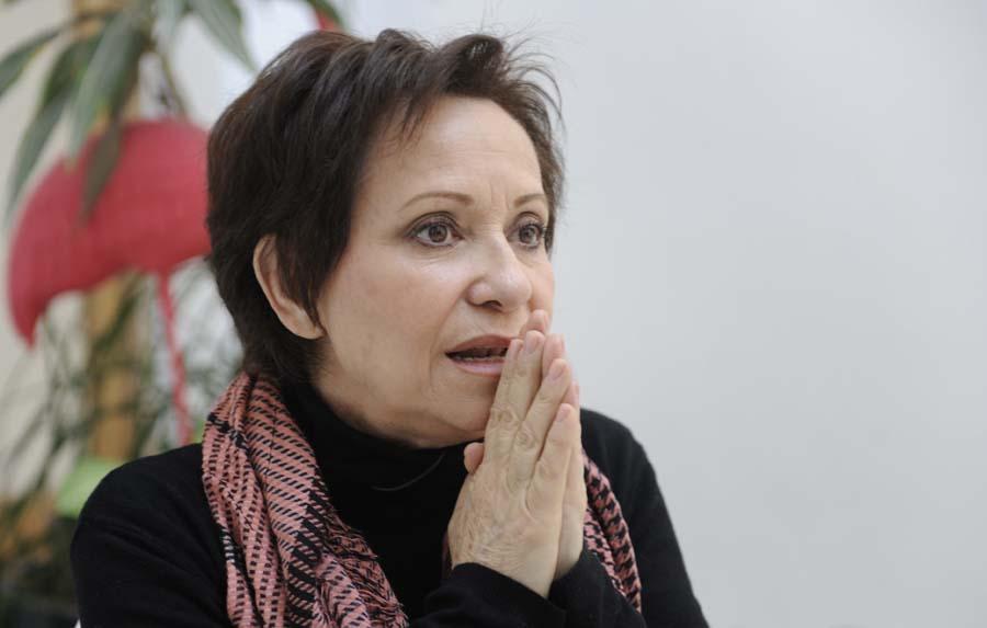 Adriana Barraza: Estoy muy agradecida a González Iñárritu porque me mostró un camino actoral que podía ir a otro lugar