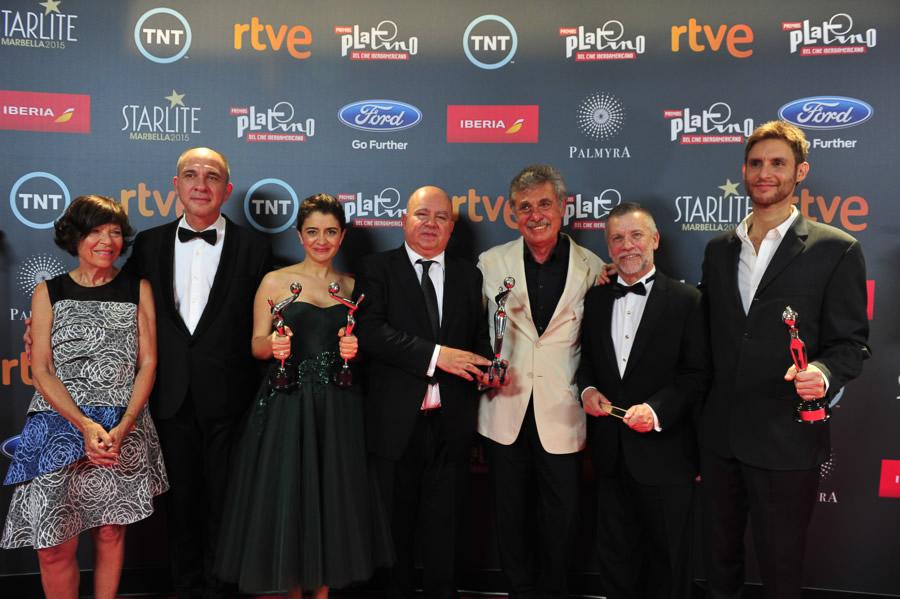 Relatos salvajes se corona con 8 Premios PLATINO del Cine Iberoamericano