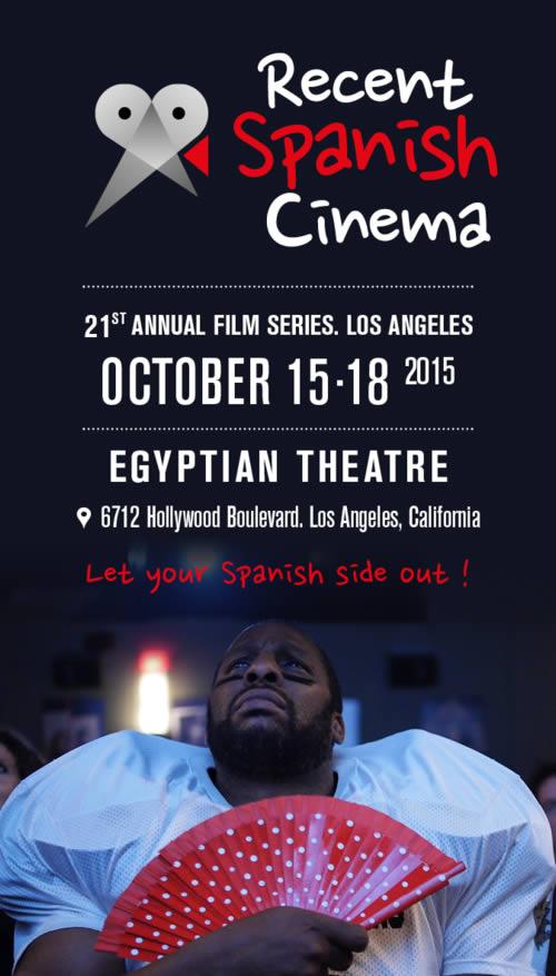 La muestra Recent Spanish Cinema desvela la programación de su edición de 2015 de Los Ángeles