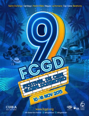 Últimos días para ser parte del Festival de cine Global Dominicano