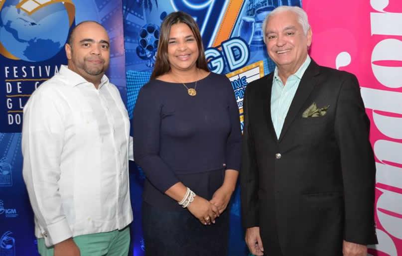 Mira Sorvino, Monica Ord, Charytín Goyco y Pepe Barrena asistirán a la IX Edición del Festival de Cine Global Dominicano