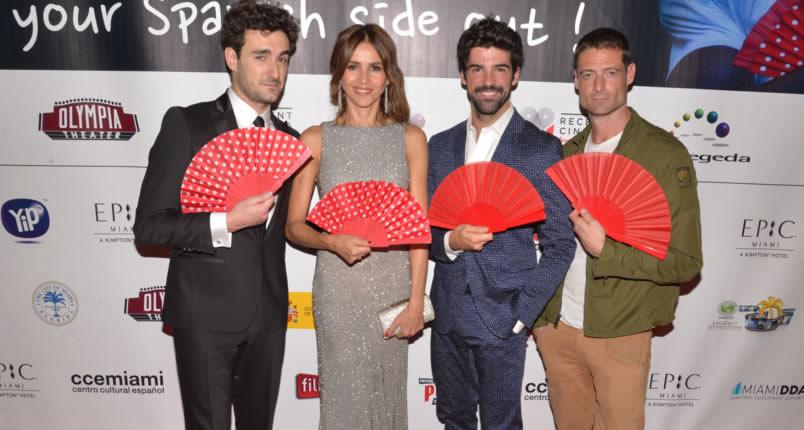 La muestra de cine español Recent Cinema from Spain celebra su quinta edición en Miami con una asistencia de más de 1000 personas en su gala de apertura